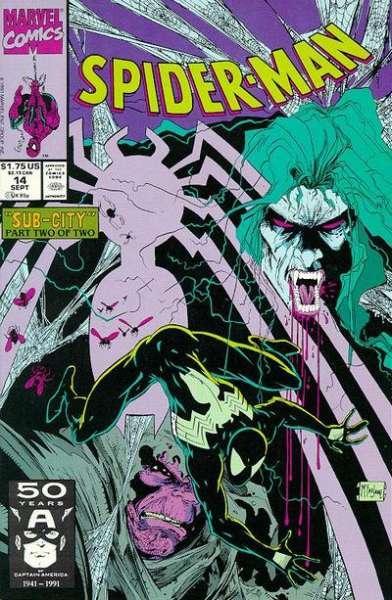 Spider-Man (1990 series) #14, NM + (Stock photo)