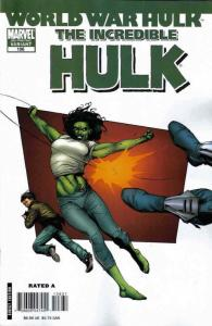 Incredible Hulk, The (2nd Series) #106 (3rd) VF/NM; Marvel | save on shipping -