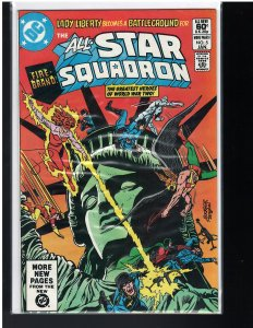 All-Star Squadron #5 (DC, 1982) NM