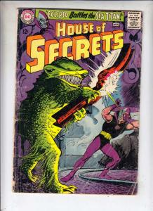 House of Secrets #73 (Aug-65) VG Affordable-Grade Eclipso