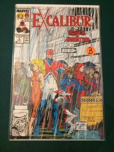 Excalibur #8 Mayhem in Manhattan!