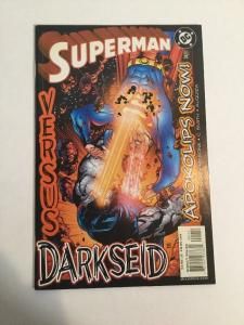 Superman Versus Darkseid 1 NM Near Mint
