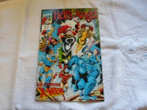 1992 MARVEL COMIC HELLS ANGEL # 3
