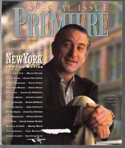 Premiere Special Issue-1994-Robert De Niro-Martin Scorsese-Woody Allen-G/VG