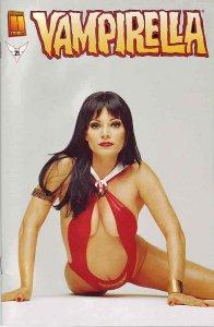 Vampirella (2nd Series) #21B VG; Harris | low grade comic - save on shipping - d