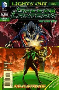 Green Lantern (5th Series) #24B VF/NM; DC | save on shipping - details inside