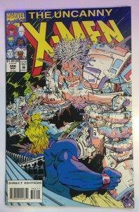 Uncanny X-Men #306 NM Marvel Comics (1993)