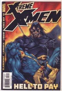 X-Treme X-Men   vol. 1   # 3 FN