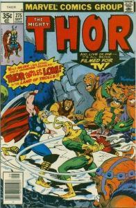 Thor (1966 series) #275, NM- (Stock photo)