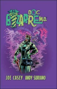 Doc Bizarre M.D. HC #1 VF/NM; Image   save on shipping - details inside