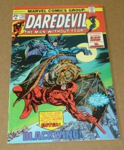 Daredevil #122 FN/VF 1975 Marvel Bronze Age Comic Book Nick Fury El Jaguar App