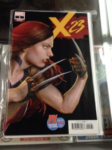 X-23 1 NM-/NM SDCC PX Exclusive