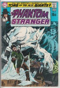 Phantom Stranger, The #8 (Aug-70) VG/FN Mid-Grade The Phantom Stranger