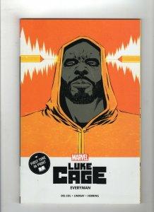 Luke Cage Everyman TPB Trade Paperback Anthony Del Col & Jahnoy Lindsay