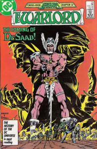 Warlord (DC) #114 VF; DC | save on shipping - details inside