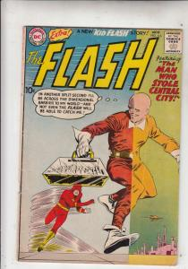 Flash, The #116 (Nov-60) VG+ Affordable-Grade Flash, Kid Flash