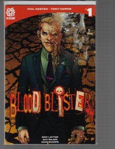 Blood Blister #1 (Aftershock, 2017)