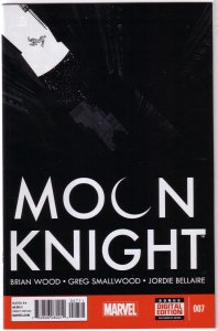Moon Knight (vol. 5, 2014) #  7 NM (All-New Marvel Now) Wood/Smallwood