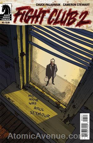 Fight Club 2 #3A VF/NM; Dark Horse | save on shipping - details inside