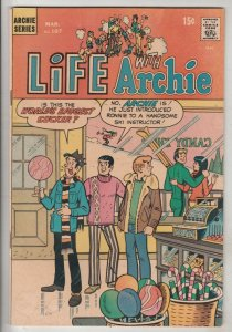 Life with Archie #107 (Mar-71) VF High-Grade Archie, Jughead, Betty, Veronica...
