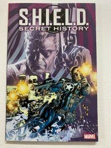 S.H.I.E.L.D. Secret History SC TPB 8.0 VF (2016)