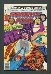 Fantastic Four #173  /  7.5 - 8.0 VFN  /  August 1976