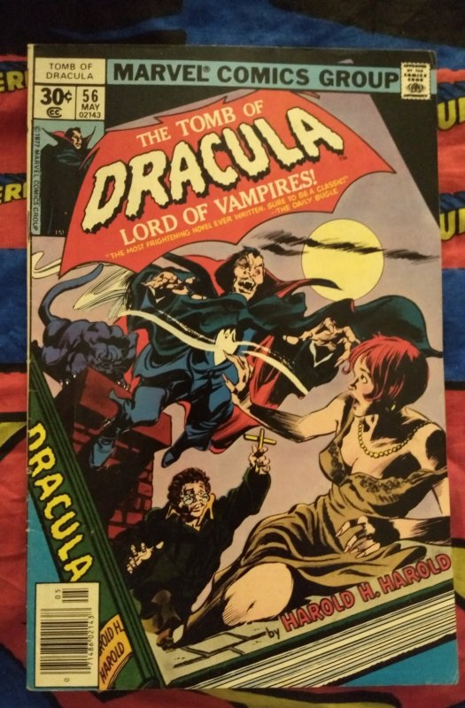 The tomb of Dracula #56
