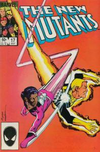 New Mutants, The #17 FN; Marvel | save on shipping - details inside