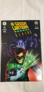 Green Lantern Versus Aliens #1 - NM - Awesome Story!