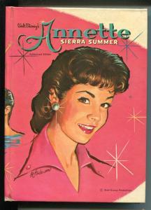 Annette #1585 Sierra Summer 1960-Whitman-Disney-Mouseketeer-high grade-VF-