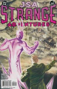 JSA Strange Adventures #2 VF; DC   save on shipping - details inside