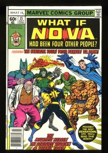 What If? #15 NM 9.4 Nova!
