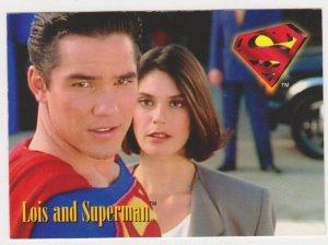 1995 Lois & Clark Prototype Card #L&C2