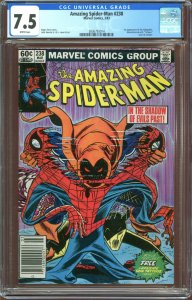 The Amazing Spider-Man #238 (1983) CGC 7.5 Newsstand Edition 1st app Hobgoblin