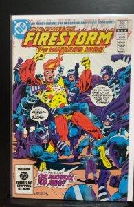 The Fury of Firestorm #15 (1983)