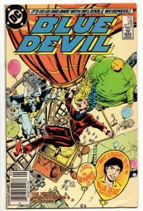 Blue Devil #28 (DC, 1986) VG/FN