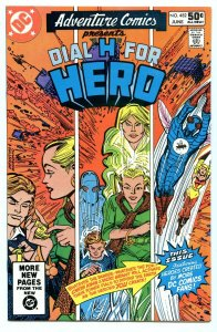 Adventure Comics 482 Jun 1981 NM- (9.2)