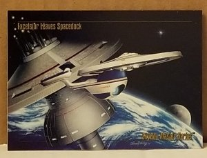 1993 Skybox Star Trek Master Series Prototype