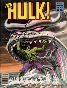 Hulk #22 (ungraded) stock photo / ID#001D