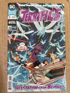 The Terrifics #17 (2019)