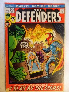 The Defenders #1 (1972)
