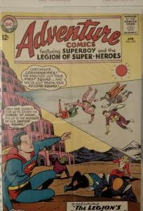 Adventure Comics #319 (April 1964, DC) FN+