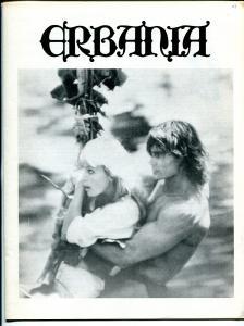 Erbania #47 1981 -Edgar Rice Burroughs-Tarzan-Bo Derek-O'Keefe-info-pix- FN/VF