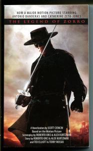 Legend of Zorro-2005-Harper-Collins-novelization of movie with movie pix-NM