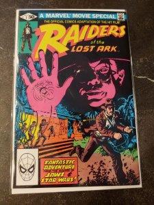 RAIDERS OF THE LOST ARK #1