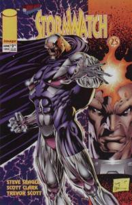 Stormwatch (1993 series) #25, NM + (Stock photo)