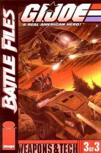 G.I. Joe: Battle Files #3 VF/NM; Image | save on shipping - details inside