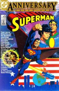 Superman (1939 series) #400, NM- (Stock photo)