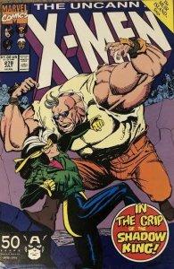 Marvel Comics Group! The Uncanny X-men! Issue 278!
