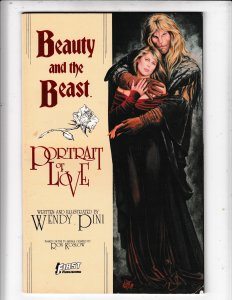 BEAUTY AND THE BEAST#1 NM/VF   NO RESERVE Save on shipping